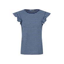 LTB Shirt 'Piwera' blau / weiß