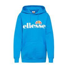ELLESSE Sweatshirt 'TORICES' blau / orange / rot / weiß