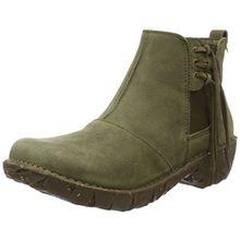 El Naturalista Damen NF97 Pleasant Kaki/Yggdrasil Chelsea Boots, Grün (Kaki N22), 38 EU(5 UK)