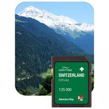 Satmap - Schweiz Gesamt (ADV 1:25k) - SD-Karte Standard