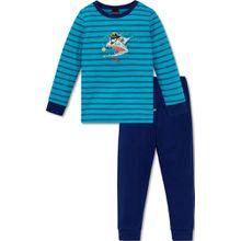 Schiesser Schlafanzug Lang - Capt´n Sharky