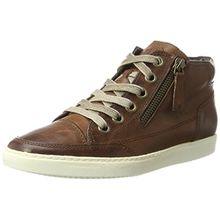 Paul Green Damen 4242381 Sneaker, Braun (Brown), 38.5 EU (8 US)