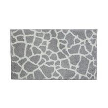 Schöner Wohnen Badteppich Mauritius Steine Creme in 3 Größen