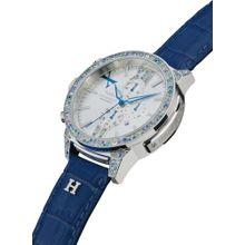 HAEMMER Uhr 'HAEVEN, DSC-13' blau / weiß