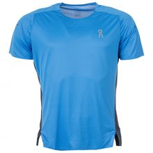 On - Performance-T - Laufshirt Gr L;M;S;XL blau;schwarz