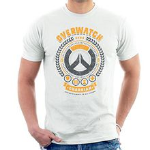 Overwatch Guardian Hero Men's T-Shirt