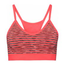 Odlo - Sports Seamless Soft Damen Bra (rot/grau) - L