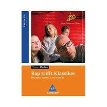 JDD- Junge Dichter und Denker: Rap trifft Klassiker, 2 Audio-CDs Hörbuch