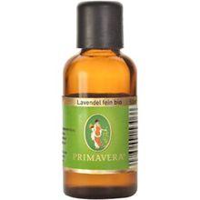 Primavera Health & Wellness Ätherische Öle bio Lavendel Fein 50 ml