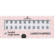 Essence Augen Wimpern Lashes to Impress Nr. 07 Bundled Single Lashes 1 Stk.