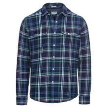 Pepe Jeans Hemd 'CLIFFORD' blau / grün