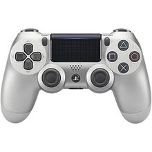 PS4 Dualshock Joypad Wireless Controller - silber