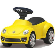Rutscher VW Beetle gelb