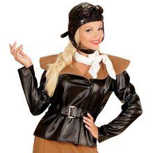 Retro Aviator Girl Kostüm