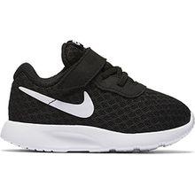 Nike Unisex Baby Tanjun (TDV) Sneaker, Schwarz (Black/White/White 011), 22 EU