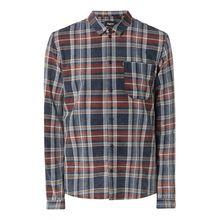 Regular Fit Freizeithemd aus Baumwolle Modell 'Mic'