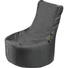 Sitzsack Seat XS, Oxford, schwarz
