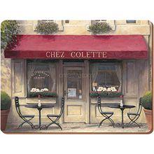 "Creative Tops Tischsets ""Chez Colette"" - 4er Satz"