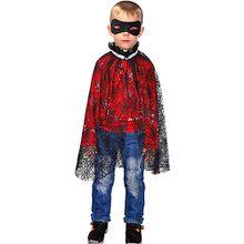 Kostüm Cape Spinnennetz