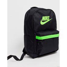 Nike - Heritage - Schwarzer Rucksack - Schwarz