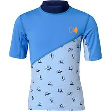 Schwimmshirt mit UV-Schutz Jungen  Kinder