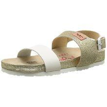 Pepe Jeans London Bio Glitter, Mädchen Sandalen, Gold (029GOLDEN), 39 EU