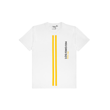 HORIZN STUDIOS Danfo T-Shirt - The Lagos Edition - White / Lagos Yellow