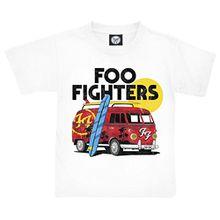 Foo Fighters Van Kinder-Shirt Weiß 152