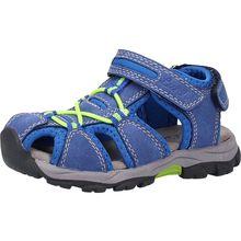 Lurchi Kinder Sandalen blau