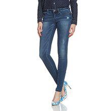 ONLY Damen Skinny Jeanshose Onlcoral Sl Sk Dnm Jeans Bj5001-3 Noos, Gr. W31/L34 (Herstellergröße: 31), Blau (Medium Blue Denim)