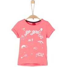 s.Oliver T-SHirt - Go Girl