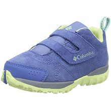 Columbia Childrens Venture Jungen Trekking- & Wanderhalbschuhe, Blau (Medieval, Sea Ice 570), 28 EU, BC2858