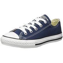 Converse Chuck Taylor All Star 3J237, Unisex - Kinder Sneakers, Blau (Navy), EU 29
