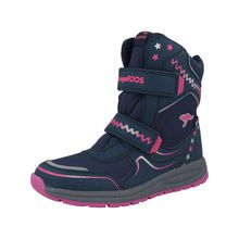 KangaROOS Stiefel für Mädchen blau Mädchen