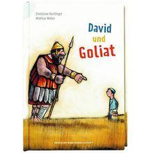 Buch - Bibelgeschichten Erstleser: David und Goliat  Kinder