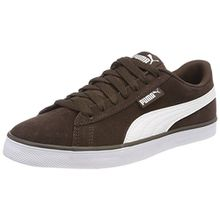 Puma Unisex-Erwachsene Urban Plus SD Sneaker, Braun (Chocolate Brown White), 43 EU