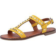 REPLAY Sandalen Klassische Sandaletten gelb Damen