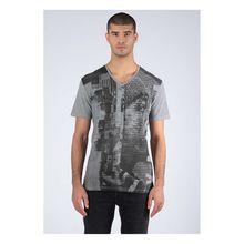 Kaporal T-Shirt Nikto mit modischem Print T-Shirts grau Herren
