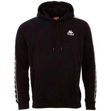 Kappa Kapuzensweatshirt »AUTHENTIC UBUT« mit hochwertigem Logoband an den Ärmeln
