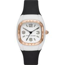 Marc Jacobs Uhr 'MJ1650' schwarz / weiß