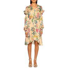 Replay Kleid in beige für Damen