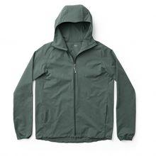 Houdini - Daybreak Jacket - Softshelljacke Gr L;XL;XXL schwarz;grau/oliv/schwarz/türkis