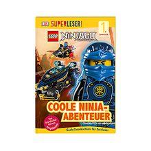 Buch - SUPERLESER! LEGO NINJAGO: Coole Ninja-Abenteuer