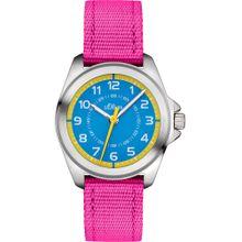S.Oliver Uhren blau / curry / grau / pink