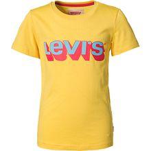 T-Shirt  gelb Jungen Kinder