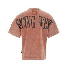 tigha Herren Shirts Sky braun (vintage woody brown)