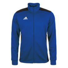 ADIDAS PERFORMANCE Trainingsjacke 'Regista 18' blau / schwarz / weiß