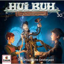 CD Hui Buh 30 - Die fantastische Geisterjagd Hörbuch