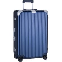 Rimowa Trolley + Koffer Hybrid Check-In L Blue Gloss (84 Liter)