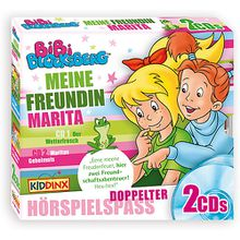 CD Bibi Blocksberg - Maritas Geheimnis (2 CDs, Folgen 56 + 91) Hörbuch